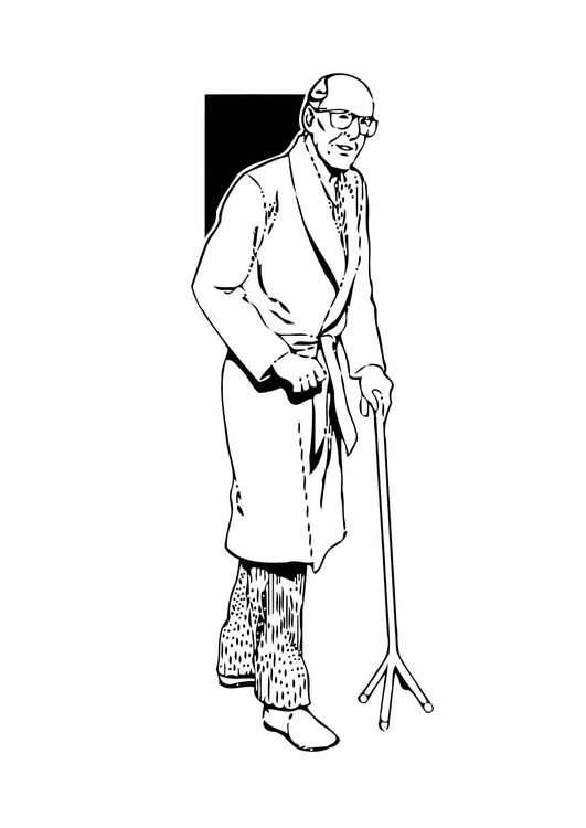 old man coloring pages old man fishing with boy coloring sheet pages coloring old man