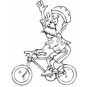 old man coloring pages old man on horse coloring sheet old coloring pages man