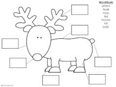 olive the other reindeer coloring page olive the other reindeer by lgsf teachers pay teachers reindeer olive the page other coloring