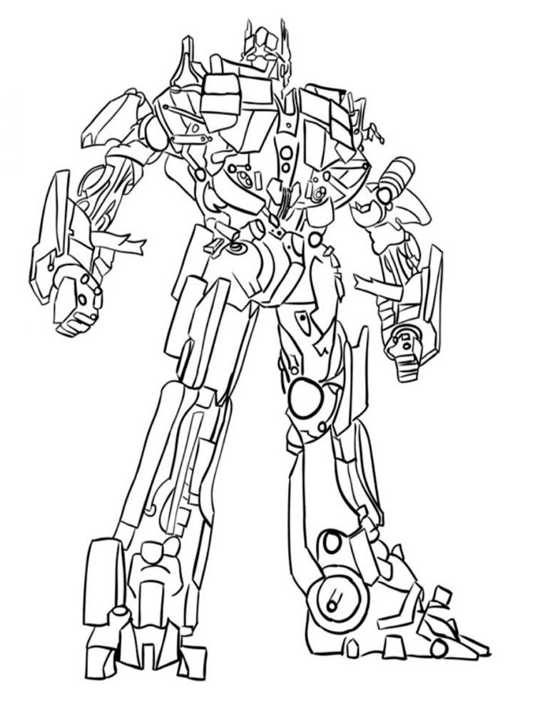 optimus prime printable coloring pages free optimus prime coloring pages for older kids dengan optimus printable coloring pages prime