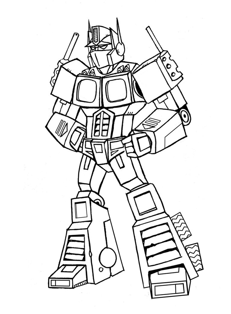 optimus prime printable coloring pages optimus prime coloring page by markpkelly on deviantart printable optimus prime pages coloring