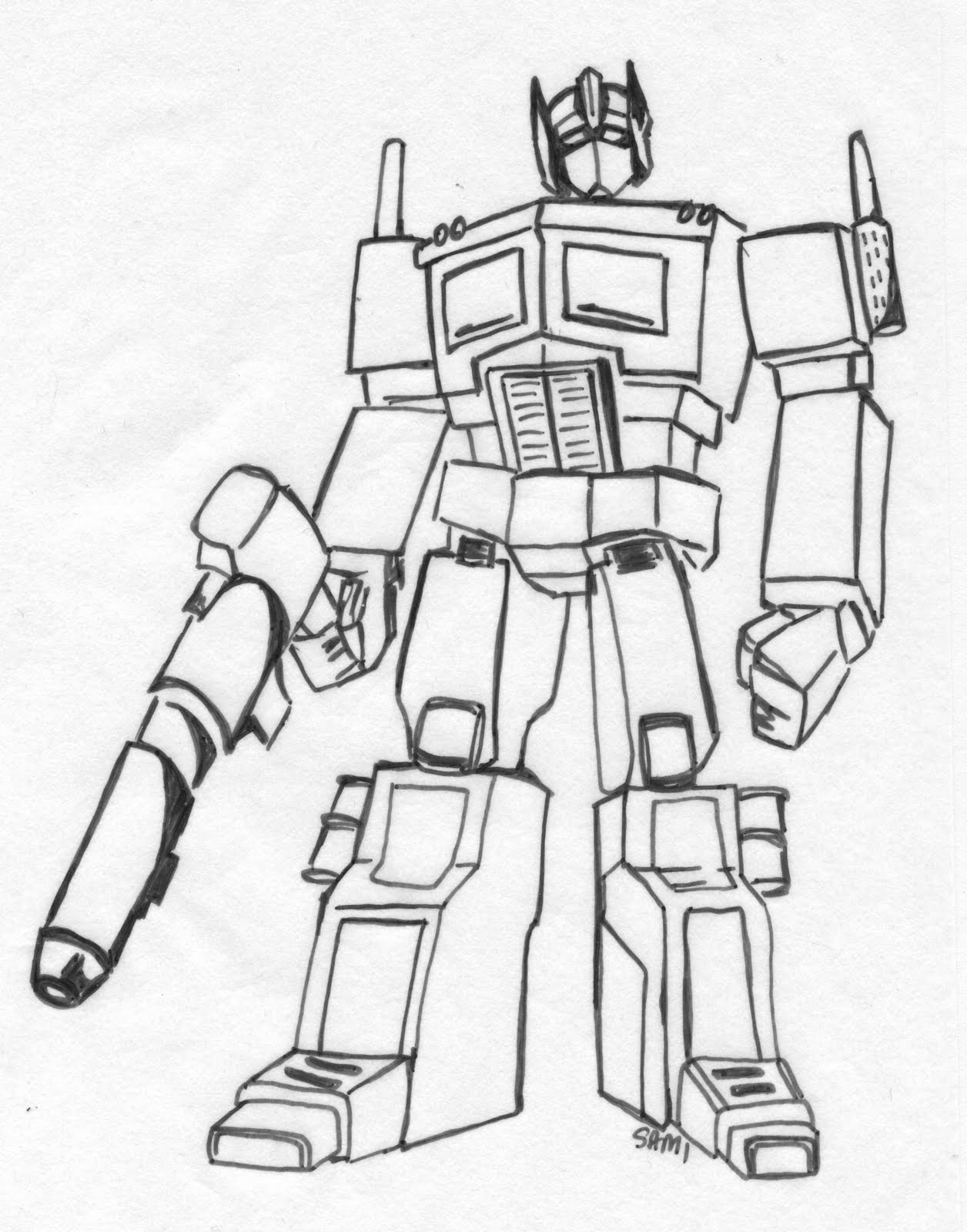 optimus prime printable coloring pages transformer optimus prime coloring pages coloring home optimus prime printable coloring pages