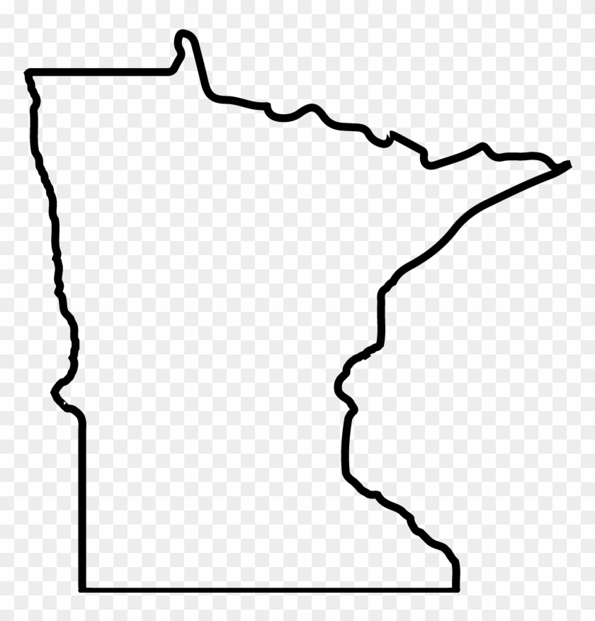 outline of mn minnesota comments minnesota state transparent png outline mn of