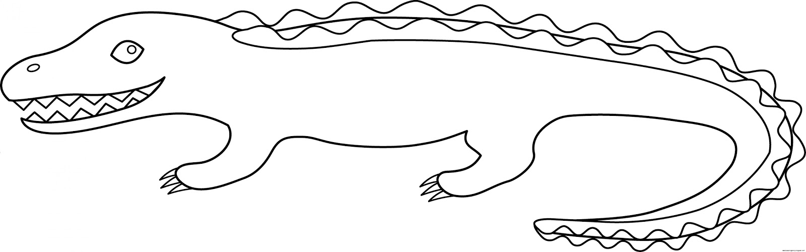 outline picture of crocodile alligator drawing wallpapers gallery outline crocodile of picture