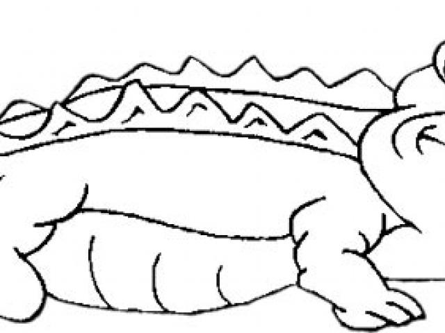 outline picture of crocodile crocodile outline drawing free download on clipartmag picture outline of crocodile