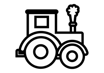 outline pictures to colour land transport vehicles coloring sheets with thick outline colour to pictures