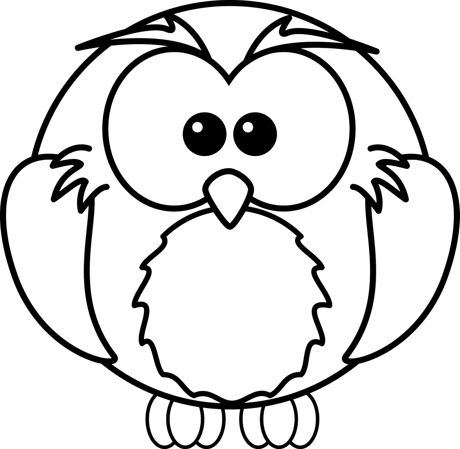 owl picture to color januari 2012 color to owl picture