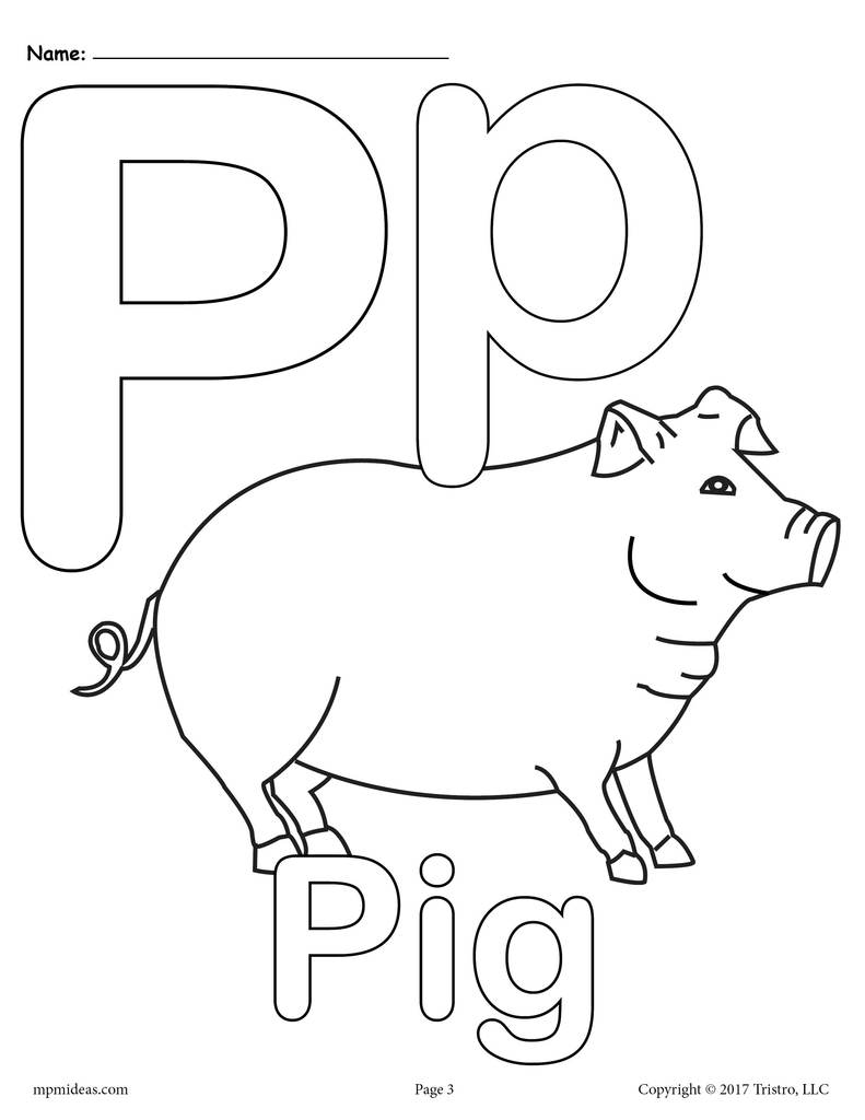 p coloring sheets letter p coloring page p coloring sheets