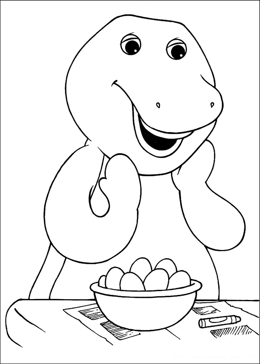 painting coloring pages barney coloring pages pages coloring painting