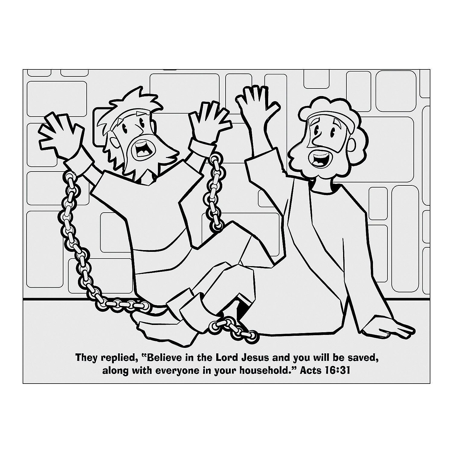 paul and silas coloring page paul and silas coloring page coloring home page and paul coloring silas