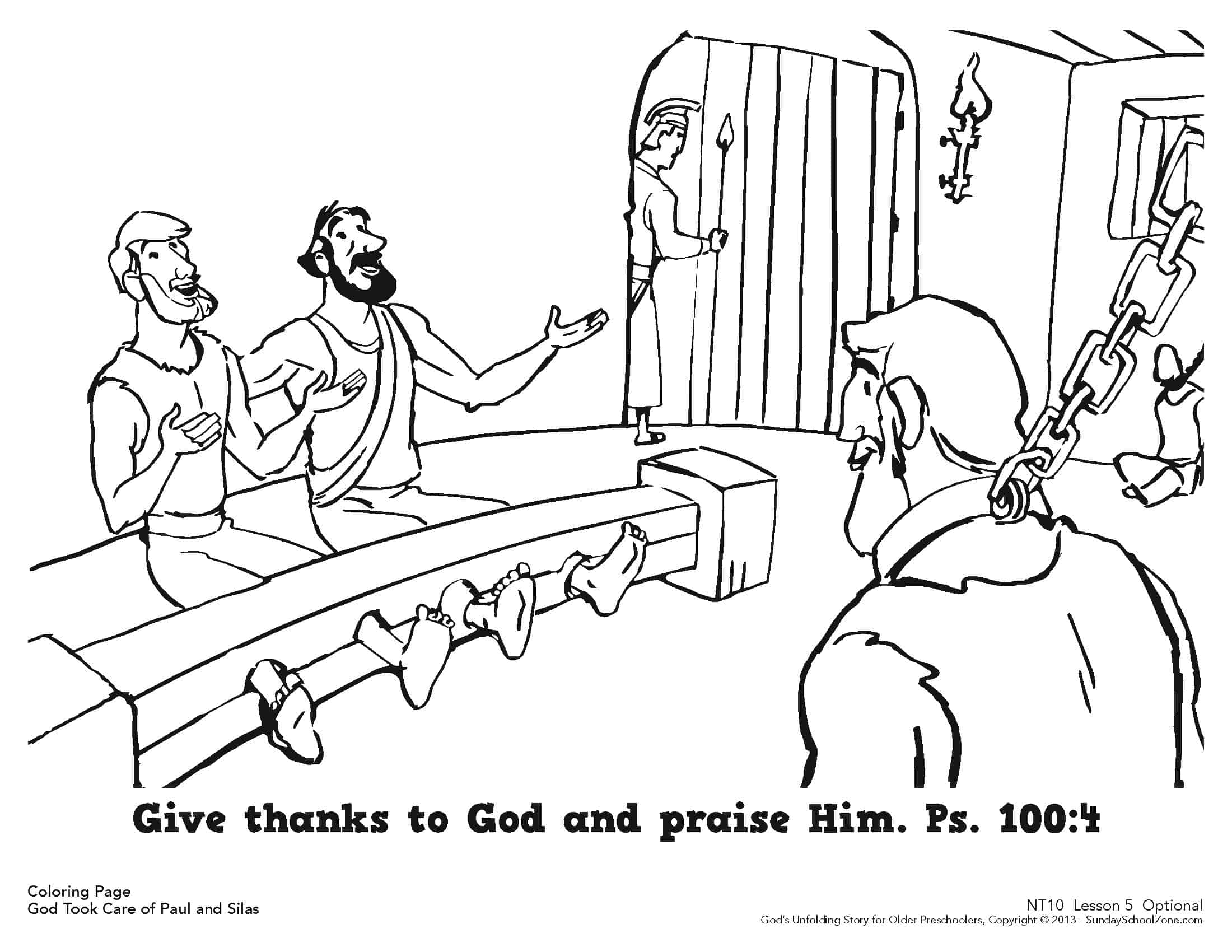 paul and silas coloring page paul and silas coloring pages print paul and silas coloring silas page paul and