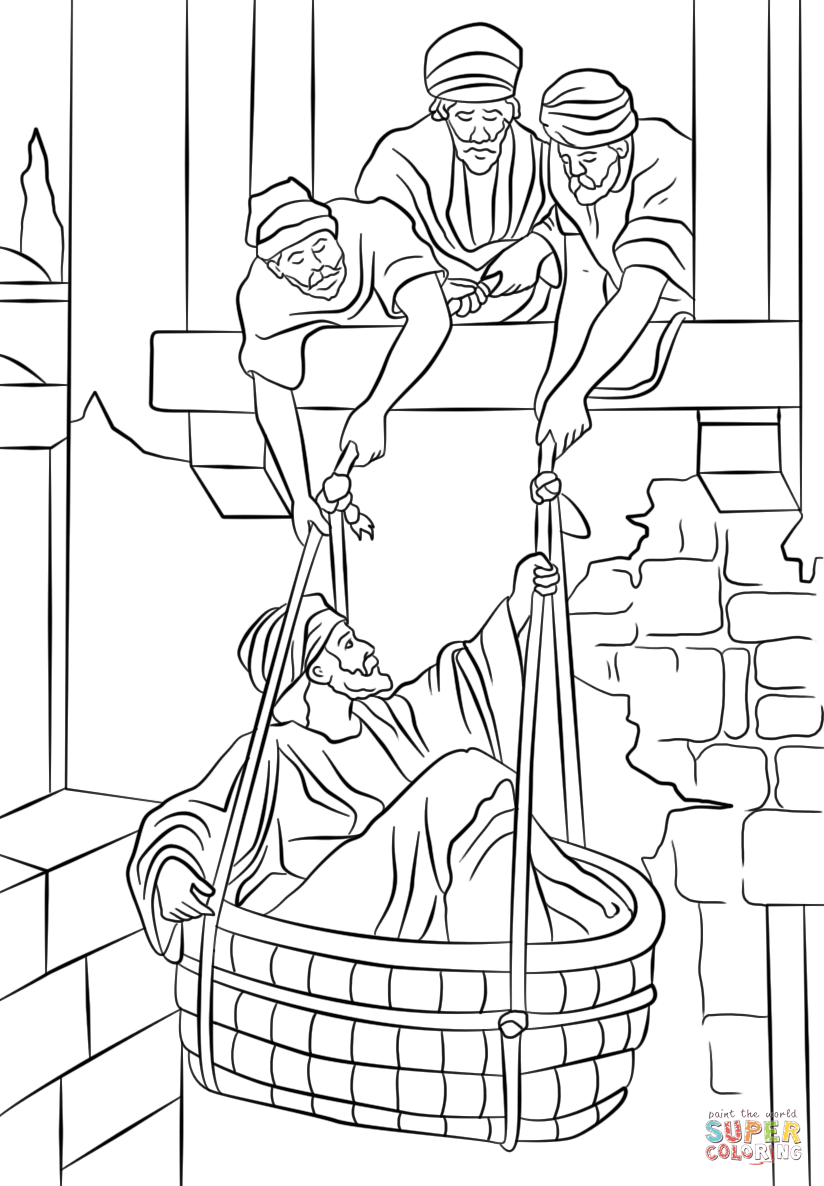 paul and silas coloring page pin by ernie n jenny jones on paul silas in prison page coloring silas paul and
