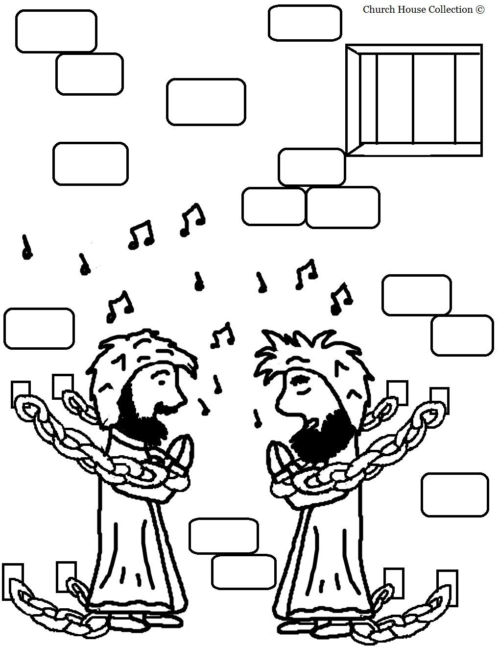 paul and silas coloring page view source image bible coloring pages bible story coloring and silas page paul