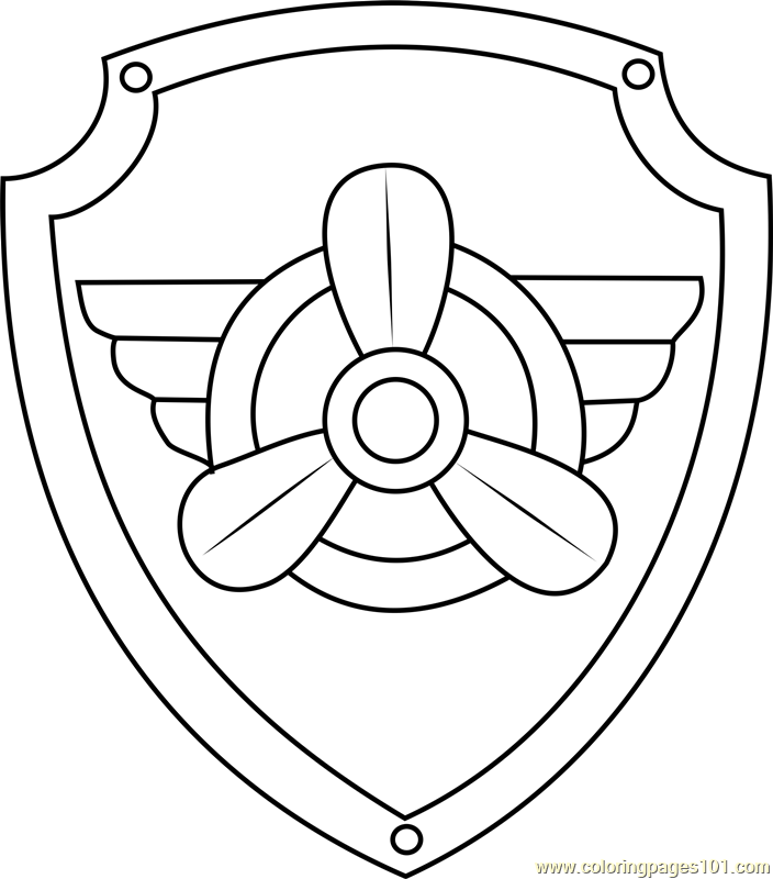 paw patrol badges coloring pages marshall badge coloring page free paw patrol coloring paw badges coloring pages patrol