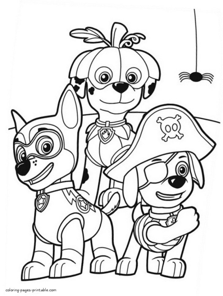 paw patrol chase coloring page chase paw patrol coloring pages at getcoloringscom free patrol page paw coloring chase