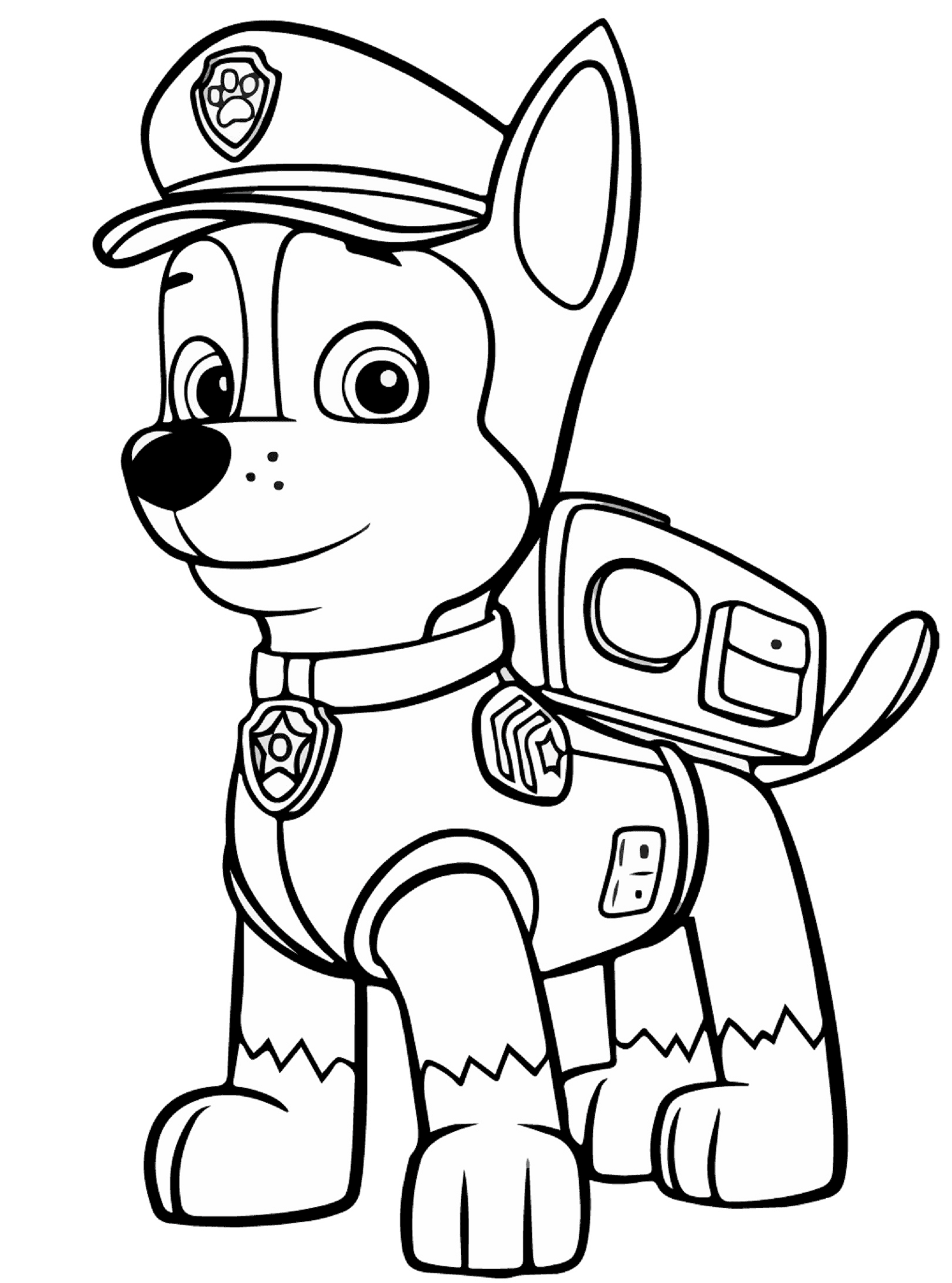 paw patrol coloring book chase paw patrol coloring pages to download and print for free coloring book patrol paw