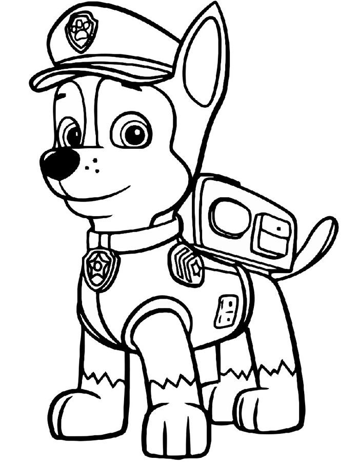 paw patrol pictures to print chase paw patrol coloring pages to download and print for print patrol to pictures paw