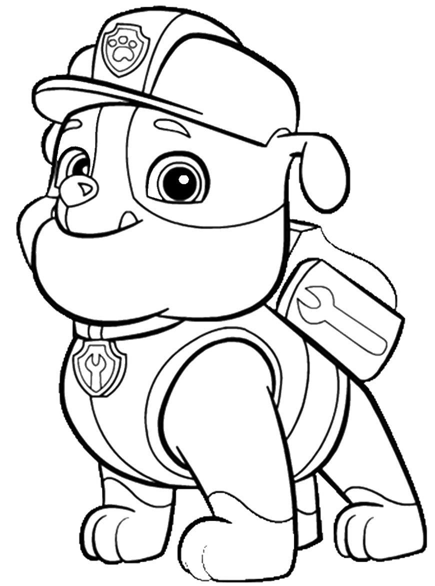 paw patrol pictures to print pawpatrolcoloringpagetoprint print patrol to paw pictures