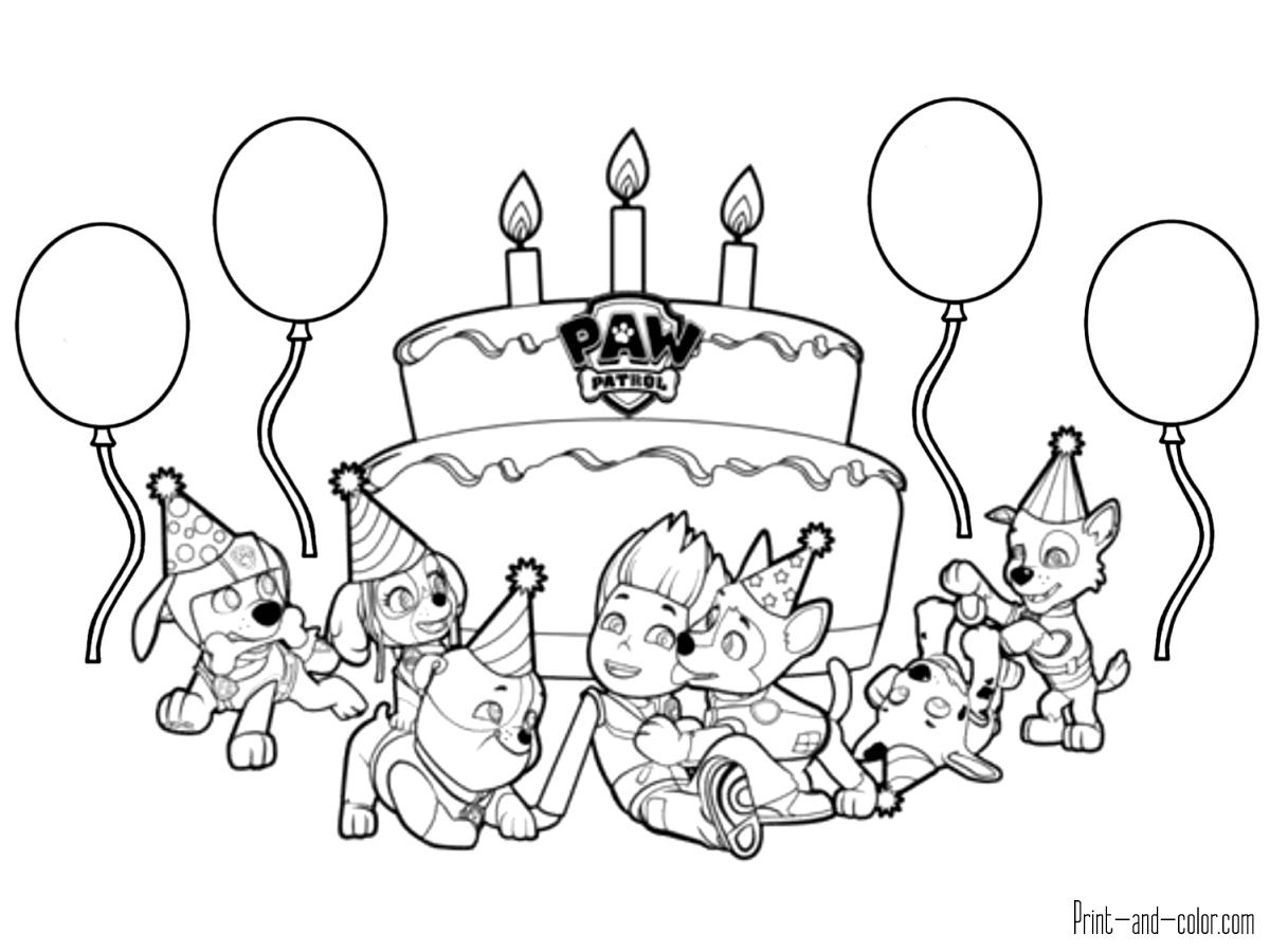 paw patrol printable pictures chase paw patrol coloring pages to download and print for free paw pictures printable patrol