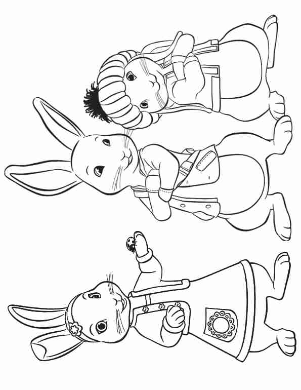 peter rabbit colouring pictures peter rabbit coloring pages colouring rabbit peter pictures