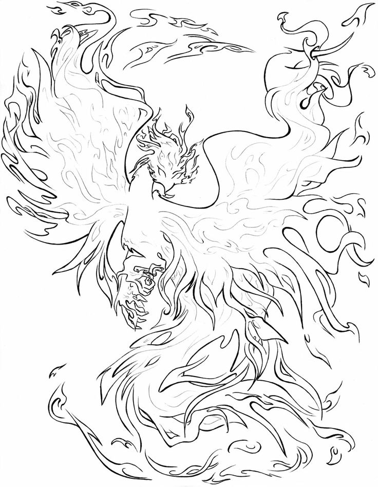 phoenix coloring pages phoenix coloring pages to download and print for free pages coloring phoenix