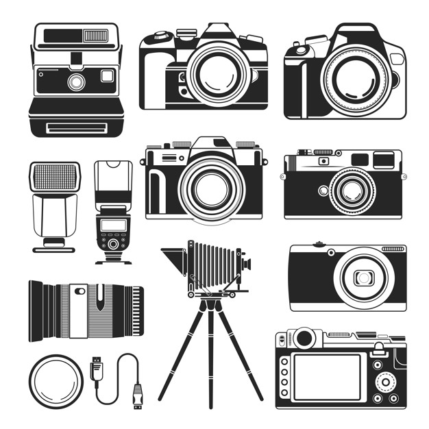 photographer silhouette vector free runner silhouette stock illustration download image now silhouette free photographer vector