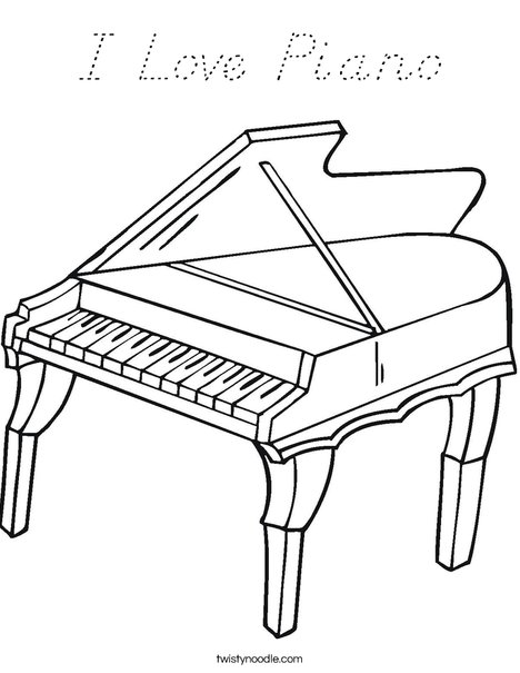 piano pictures to color coloring activity pages piano coloring page color pictures piano to