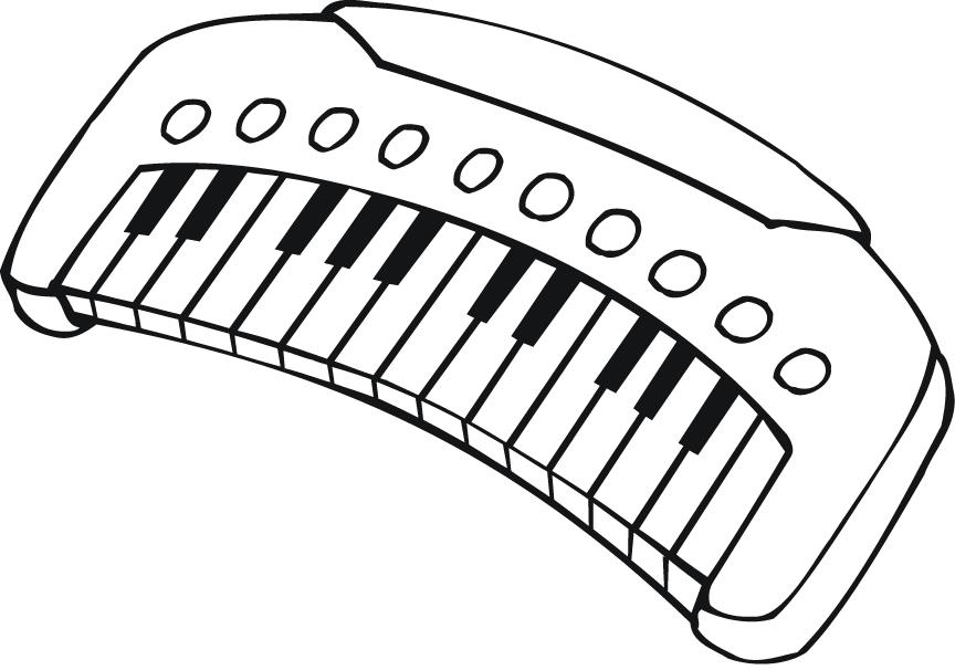 piano pictures to color piano coloring pages books 100 free and printable piano pictures color to
