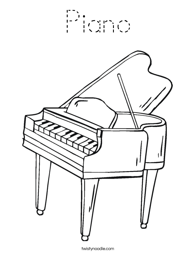 piano pictures to color piano coloring pages to download and print for free piano pictures to color
