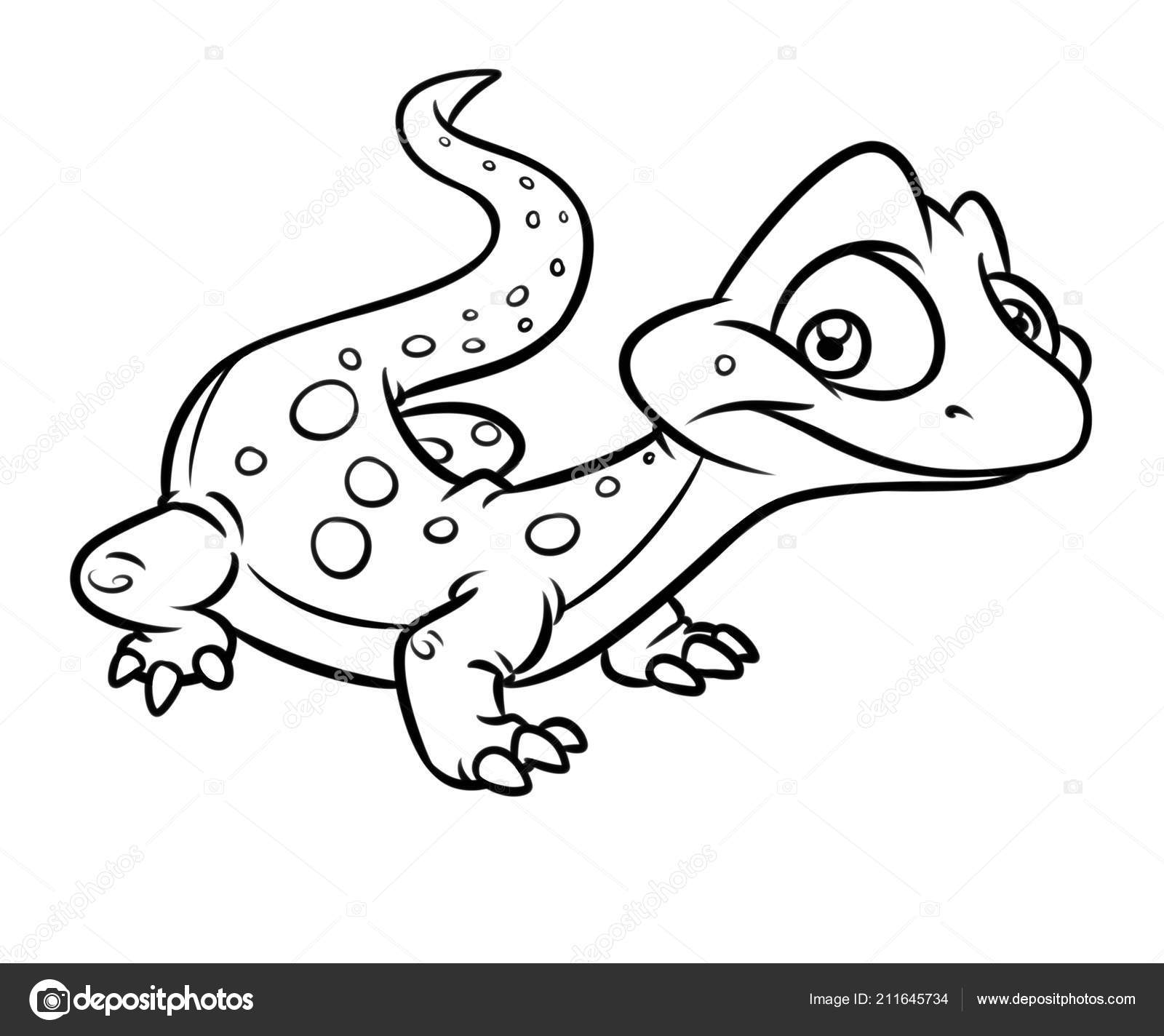 picture of a lizard to colour in animal coloring pages lizard coloring pages of a picture lizard colour in to