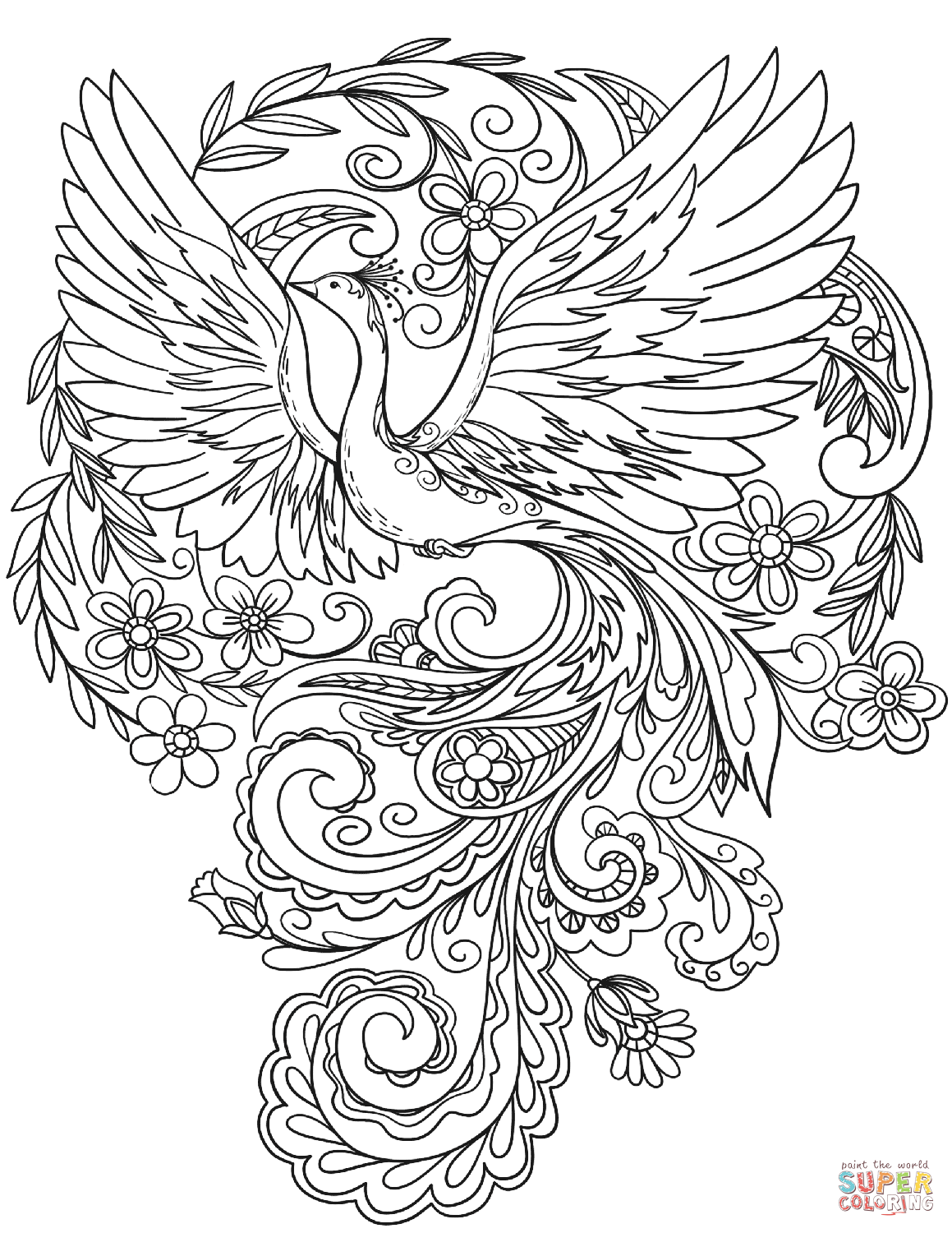 picture of peacock to color free printables peacock coloring page to picture of color peacock