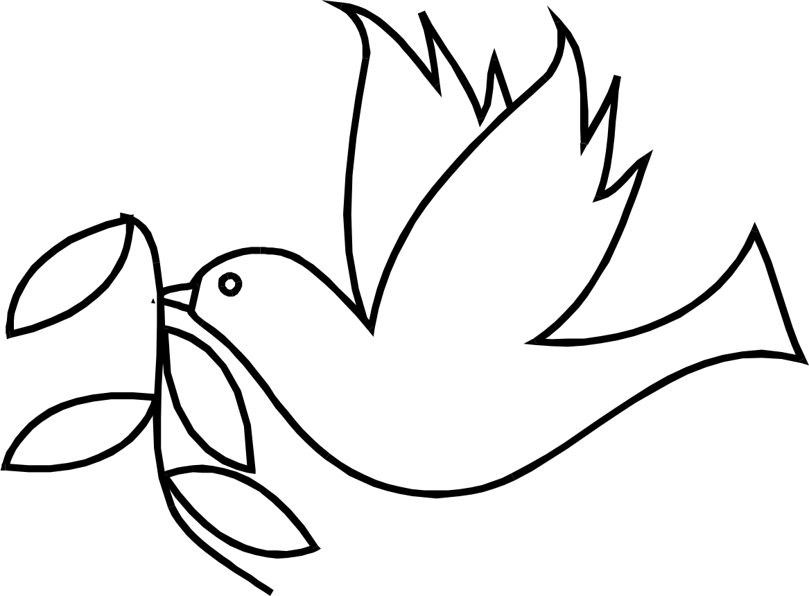 pictures of doves to color cartoon birds dove colouring pages kids colouring pages doves color of to pictures