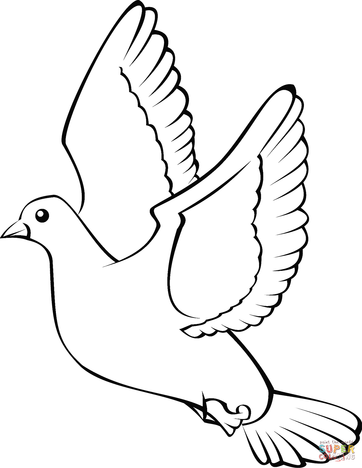 pictures of doves to color dove coloring pages best coloring pages for kids color doves to pictures of