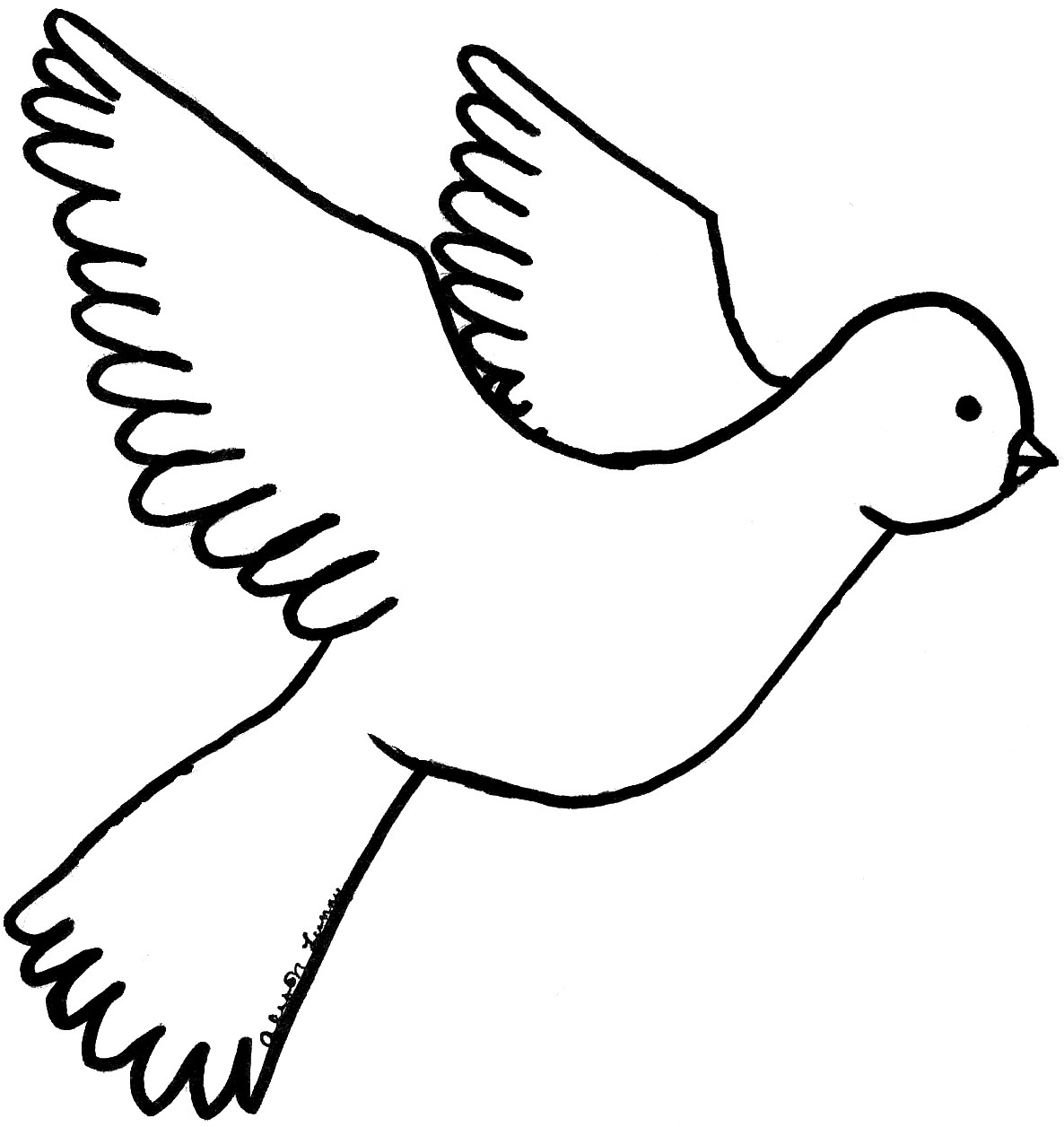 pictures of doves to color peace dove coloring page at getcoloringscom free color pictures of to doves