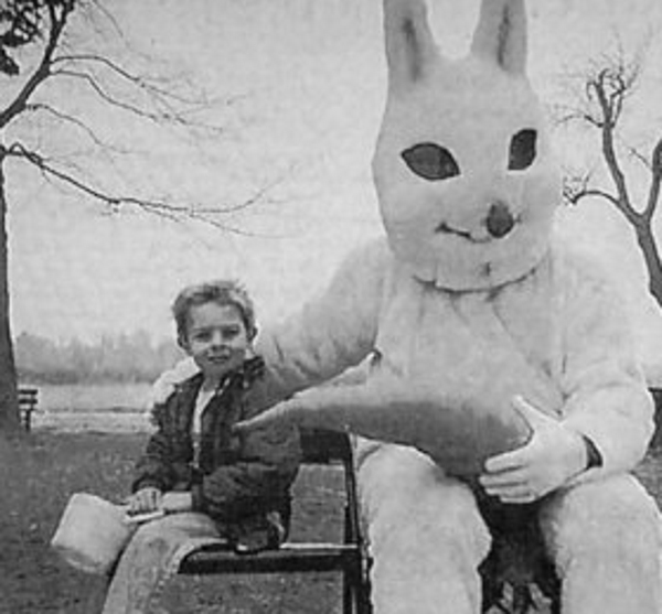 pictures of easter bunny 44 creepy easter bunnies that will hide your soul along easter of bunny pictures