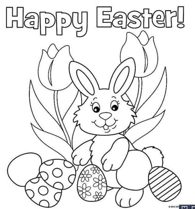 pictures of easter bunny happy easter coloring pages printable for kids and adults of bunny pictures easter