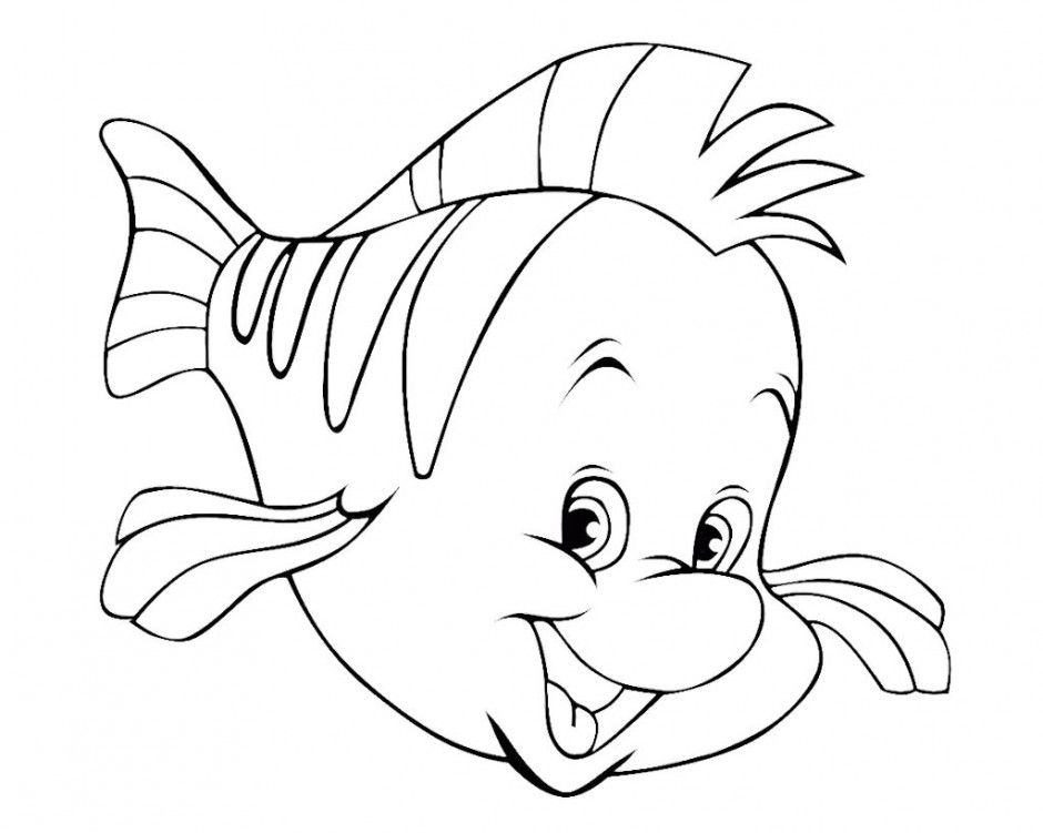 pictures of fish to color cute fish coloring pages at getcoloringscom free fish pictures of to color