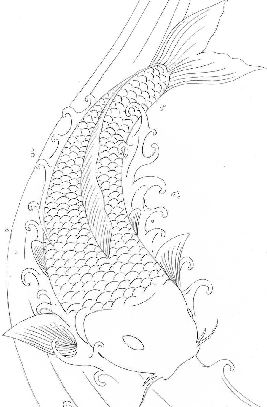 pictures of fish to color koi fish coloring pages to download and print for free color to pictures of fish