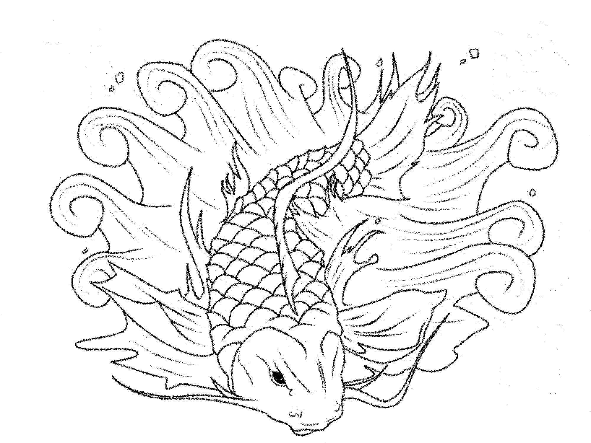 pictures of fish to color print download cute and educative fish coloring pages of to fish pictures color