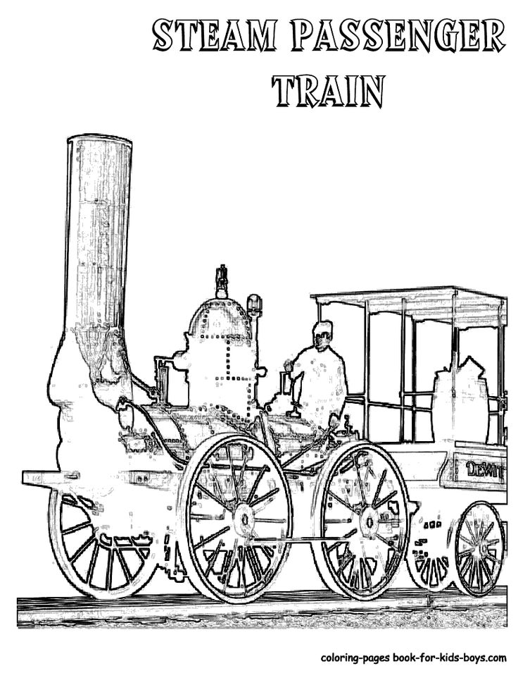 pictures of steam trains to colour 1000 images about ironhorse train coloring pages on of pictures steam colour to trains