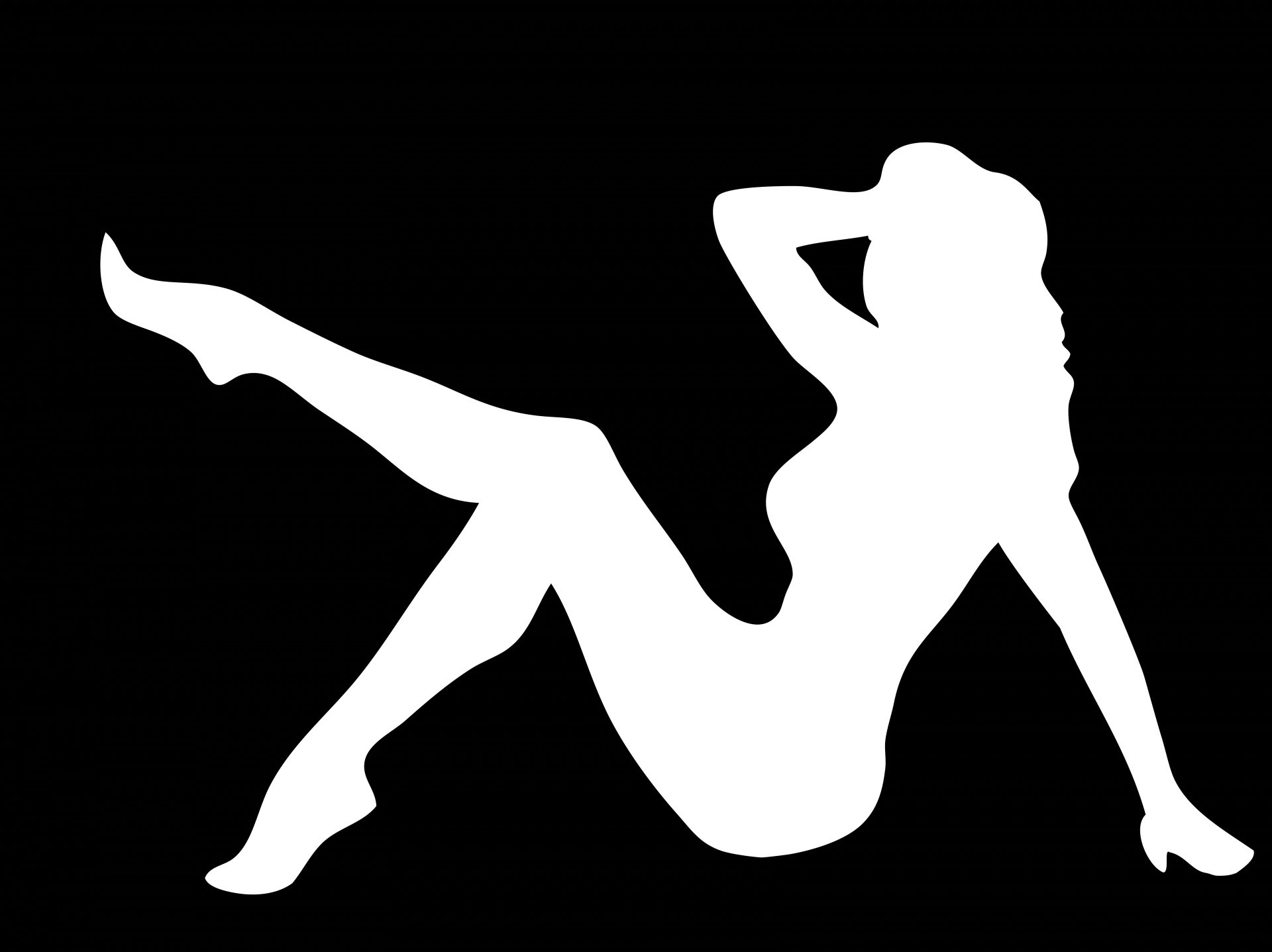 pin up silhouette hd pin up girl silhouette cdr up silhouette pin