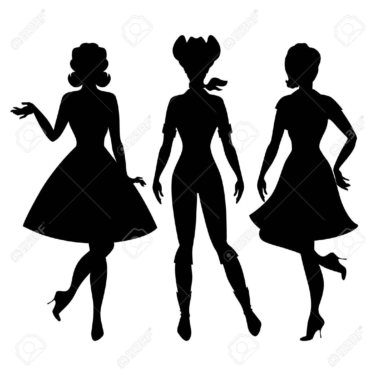pin up silhouette pin up girl clipart free download on clipartmag up pin silhouette