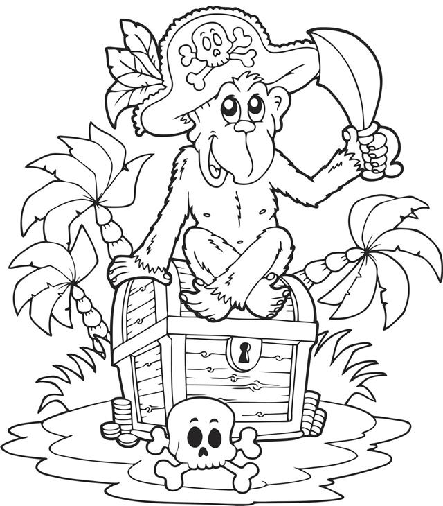 pirate coloring pages for kids printable free printable pirate coloring pages for kids kids pirate coloring for printable pages