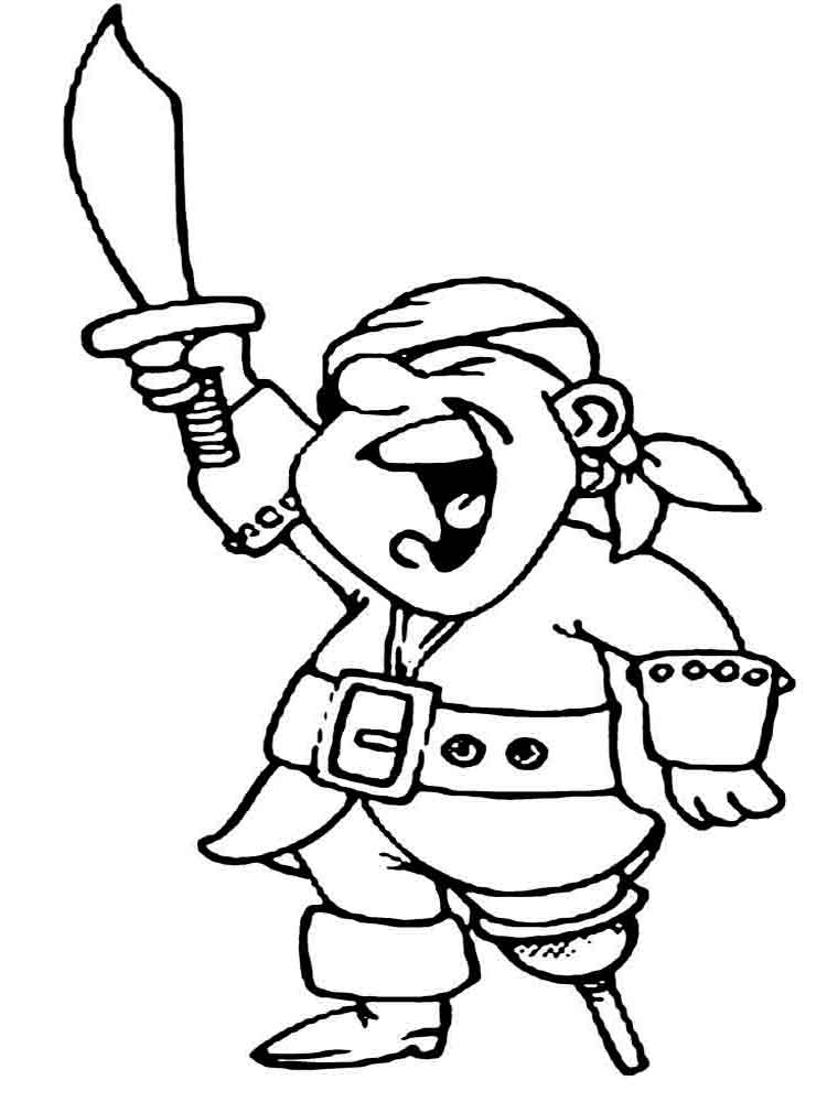 pirate coloring pages for kids printable get this pirate coloring pages for kids y3sn8 for coloring kids pirate pages printable