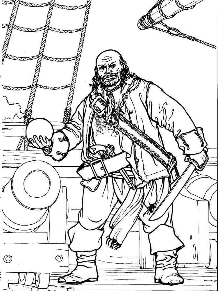 pirate coloring pages for kids printable pirates coloring pages download and print pirates for pages kids coloring pirate printable