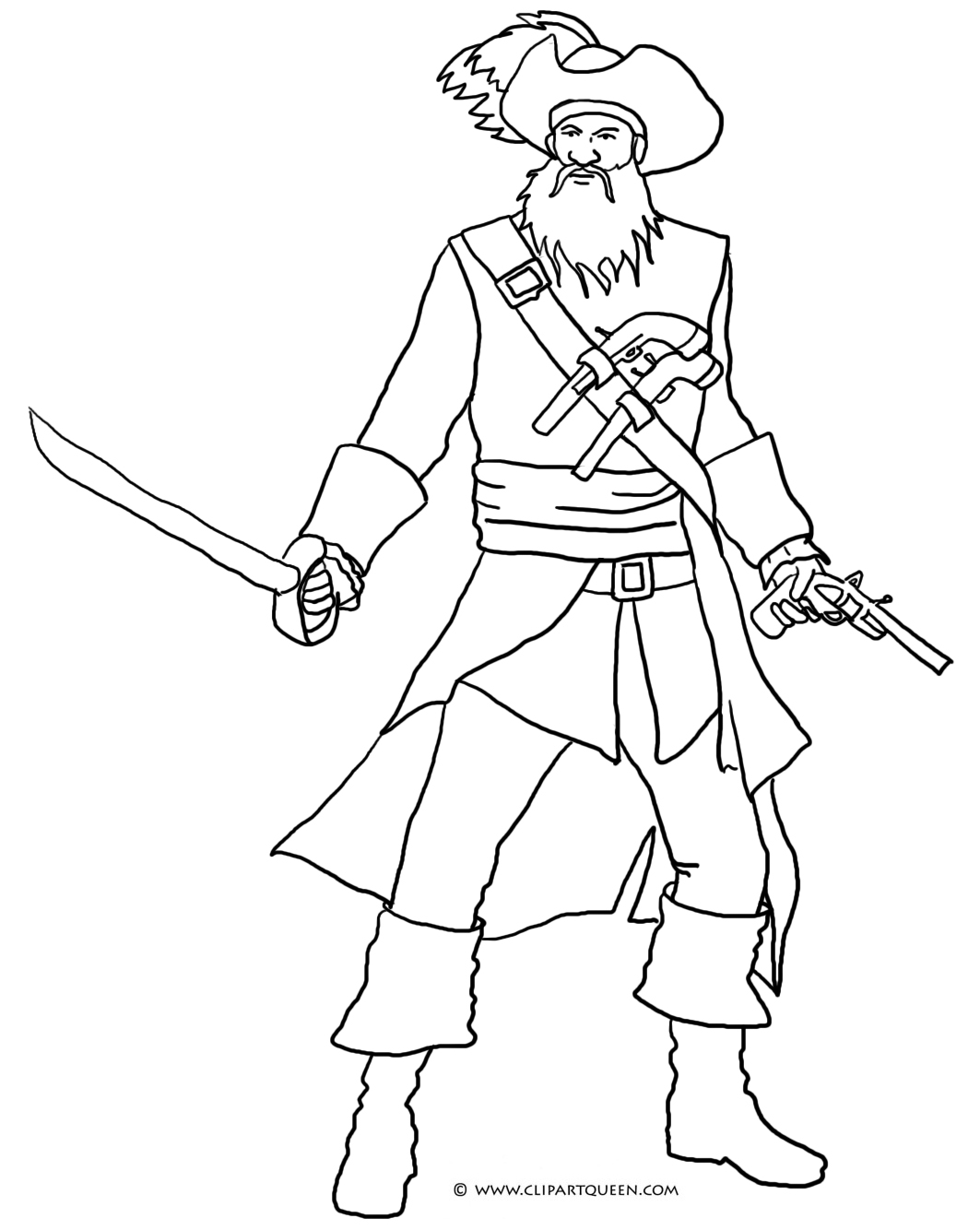 pirate images to colour blog creation2 10 pirates coloring pages to print and to images colour pirate