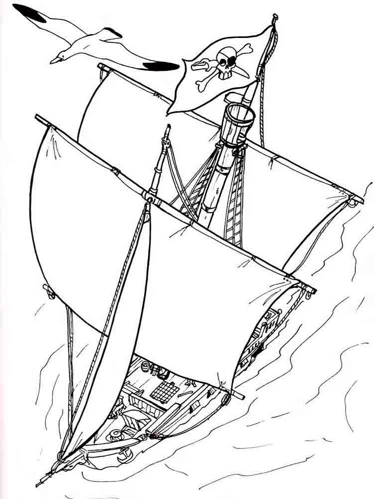pirate images to colour free printable pirate coloring pages for kids colour pirate images to