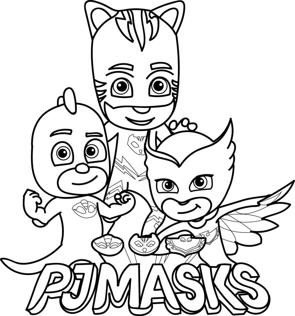 pj masks to colour pj mask coloring pages at getdrawings free download colour to masks pj