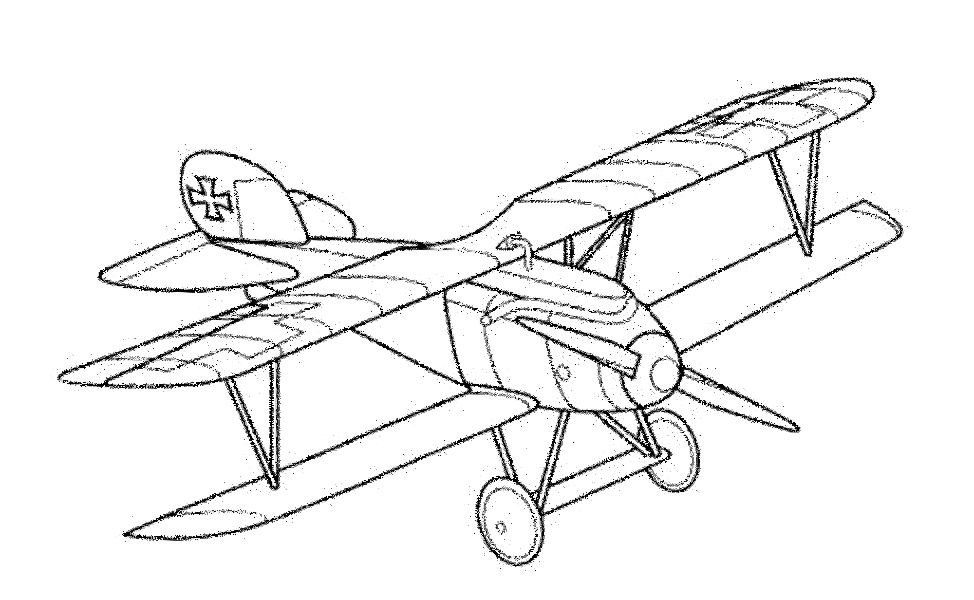 planes coloring pictures airplane outline drawing at getdrawings free download pictures planes coloring