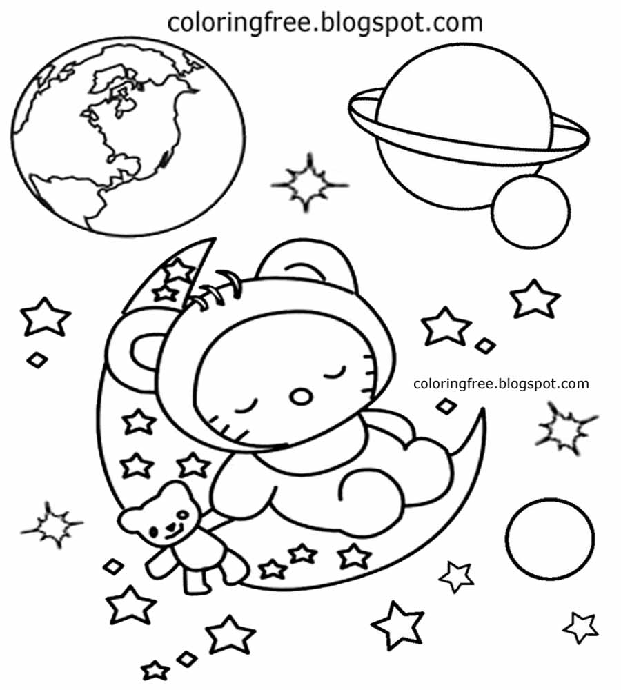 planet colouring sheets free coloring pages printable pictures to color kids planet colouring sheets